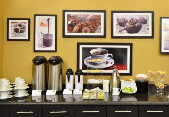 Courtyard Toluca Tollocan: Coffee Break