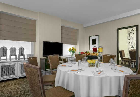 The Lexington New York City, Autograph Collection: Meeting Room