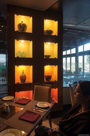 The Manu Maharani Hotel, Nainital: The Coffee Shop
