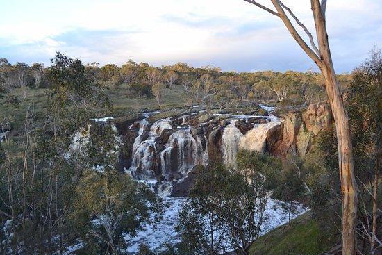 Hamilton, Australia: Wannon River at Nigretta Falls
