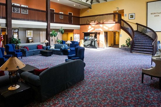 Ridgecrest, CA: Hotel lobby
