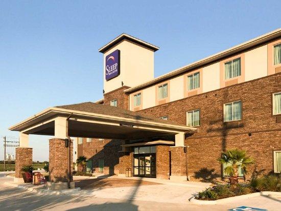 Bryan, TX: Hotel exterior