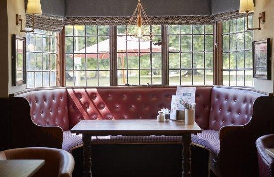 Adderbury, UK: Lounge