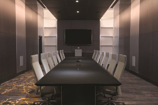Oxon Hill, Μέριλαντ: Meeting Space Boardroom