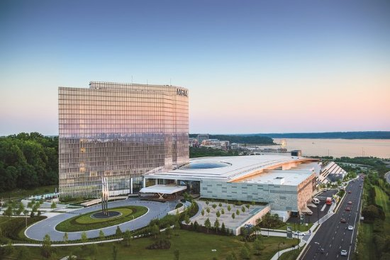 Oxon Hill, MD: MGMNational Harbor Exterior