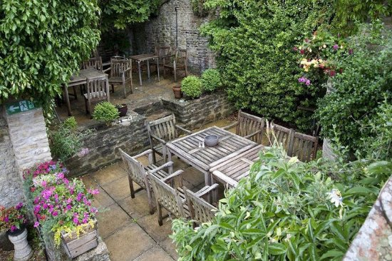 Beckington, UK: Patio