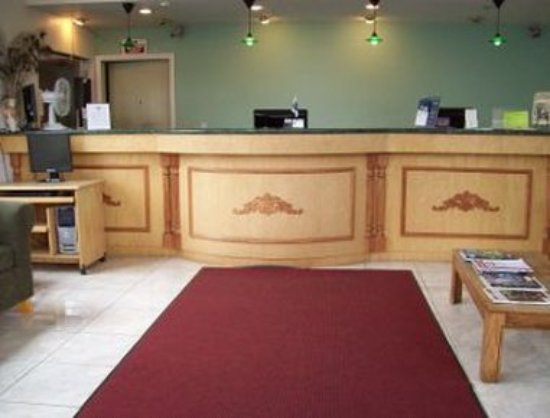Norco, Californie : Front Desk