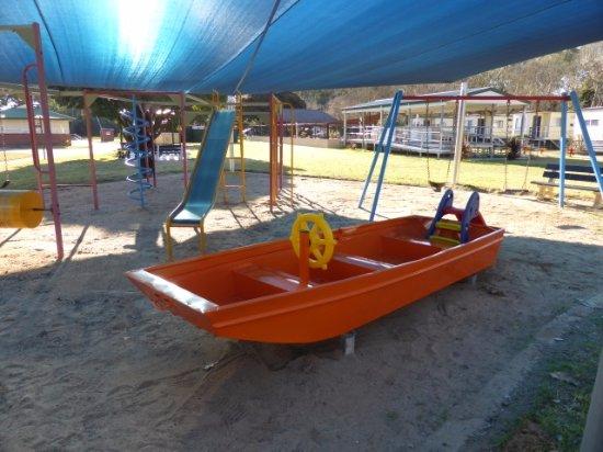Wangaratta, Australia: Playground