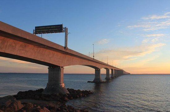 Puente privado de Charlottetown South...