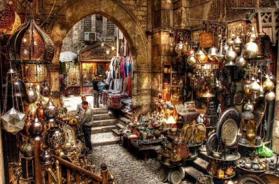 Cairo Half day tours to Old Markets...