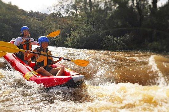 White-Water Kayaking on the Yarra...