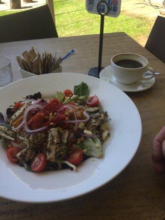Mareeba, Australia: Overheerlijke salade
