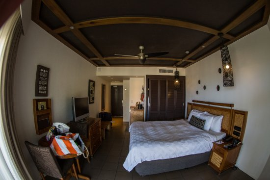 Outrigger Fiji Beach Resort: View of Deluxe Ocean View Room