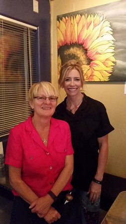 Cornville, AZ: Adele (owner) and Julie are ready to serve you!