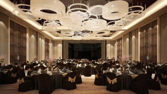 Hilton Huizhou Longmen Resort: 大宴会厅