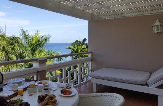 Couples Sans Souci: Tropical views of ocean & mountains