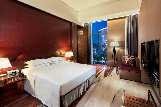 Interior - Picture of Hilton Guangzhou Tianhe - Tripadvisor