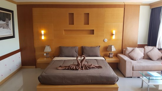 Patong Eyes Hotel: The Suite 6th Floor