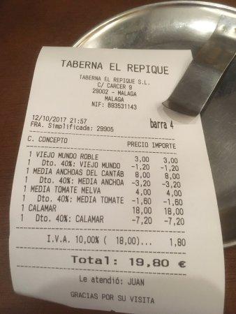 Province of Malaga, Ισπανία: Extraordinario todo