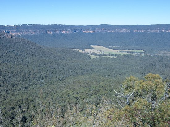 The Megalong Valley