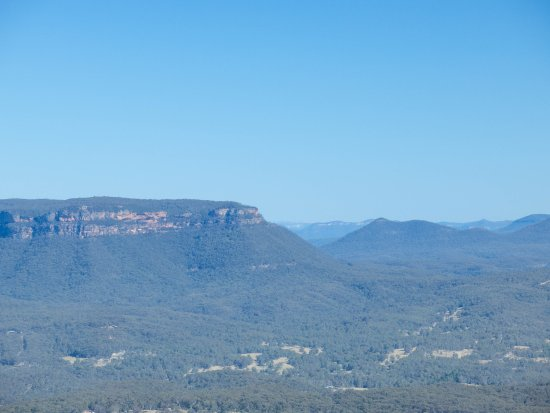 Megalong Valley, Australia: The far end of the valley