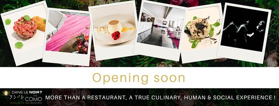 Greater Melbourne, Australia: Dining in the Dark - A unique culinary, social & human experience - Opening soon
