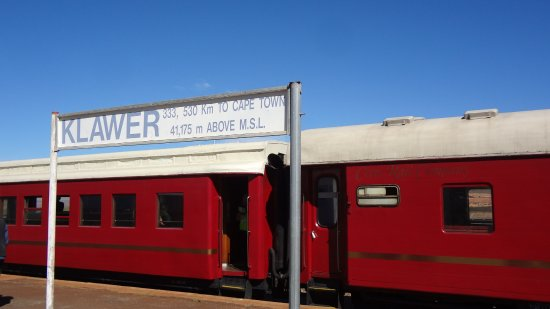 Ceres, South Africa: Klawer Station