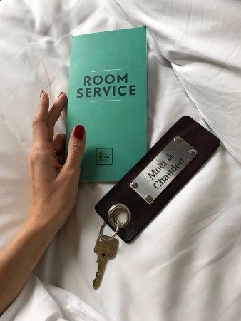 Hotel du Vin & Bistro: ключи