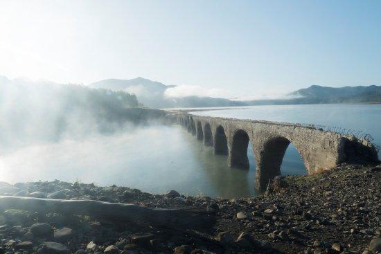 Taushubetsu River Bridge Foto