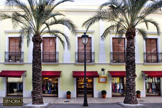 Parque Comercial La Noria Murcia Outlet Shopping  Purificación Garcia en la  noria outlet murcia b65f2de2710d1