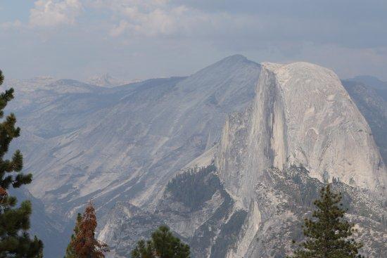 Sentinel Dome: view