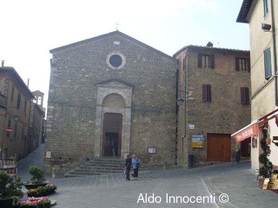Montalcino, Italy: Chiesa di Sant'Egidio