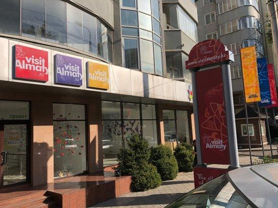 """Tourist Information Center """"Visit Almaty"""""""