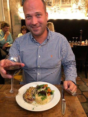 Restaurant Le Colimacon Rue Vieille Du Temple Paris