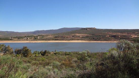 Ceres, South Africa: Clanwilliam dam