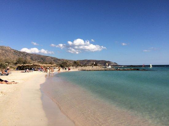 Creta, Grecia: ELAFONISSI