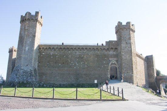 Montalcino, Italy: fortezza