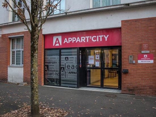 Appart 39 city blois france voir les tarifs et avis for Appart city avignon
