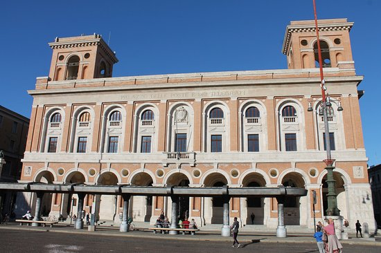 Palazzo delle Poste e dei Telegrafi