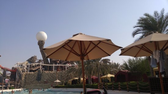 Yas Waterworld Abu Dhabi: The big bubble