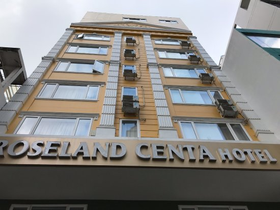 Roseland Centa Hotel Outlook Of The