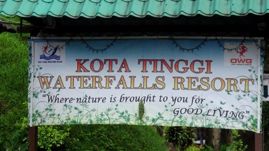 Johor, Μαλαισία: Kota Tinggi Waterfall