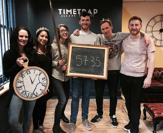 TimeTrap Escape Rooms