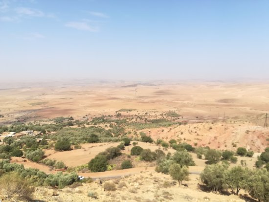 Marrakech-Tensift-El Haouz Region, Morocco: Vu de la montagne