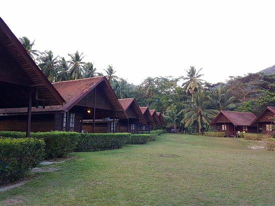 2-star resort on a 5-star beach