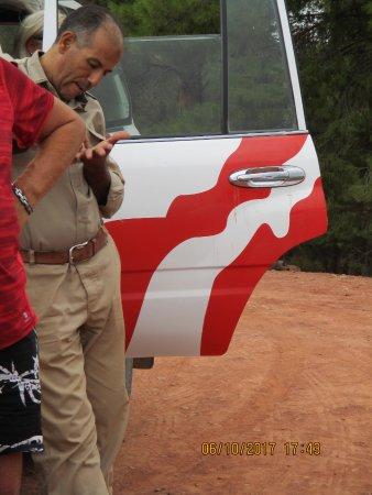 Marrakech-Tensift-El Haouz Region, Marokko: Pas mieux comme chauffeur !