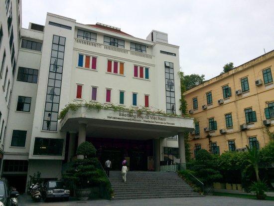 Vietnamese Women's Museum: Musée des femmes du Viêt Nam