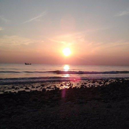 Tuban, Indonesia: Pantai Pasir Putih Remen