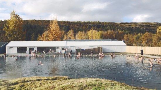 Fludir, Islandia: アイスランドの露天風呂