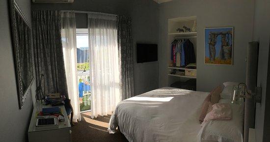 Blackheath Lodge: room with a small balcony